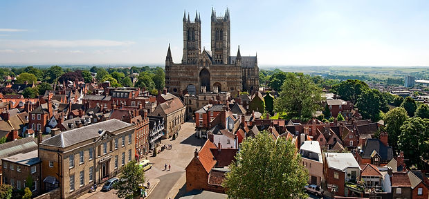 Lincoln and Lincoln Cathedral
