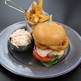 Caistor Original Burger