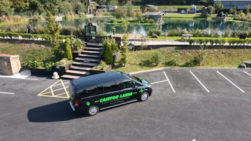 Caistor Lakes, Executive Private Hire Lincolnshire Arthur's Pool