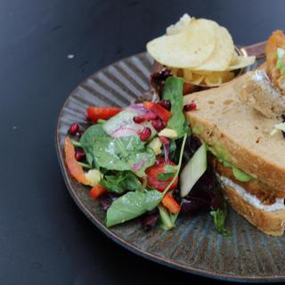 Haddock Goujons & Tartare Sauce Sandwich