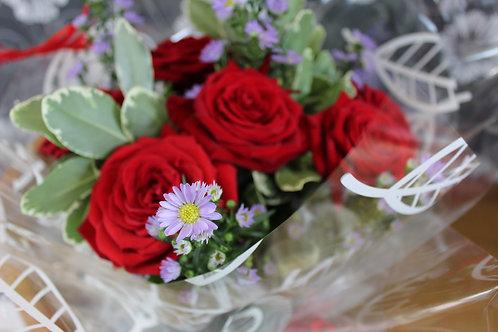 Silver Flowers Package