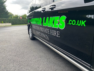 Caistor Lakes, Executive Private Hire 2