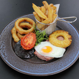 10oz Gammon Steak