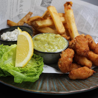 Whitby Scampi