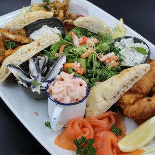 Taste of the Sea Platter