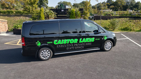 Caistor Lakes, Executive Private Hire Lincolnshire 1