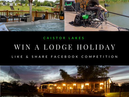 WIN A LODGE HOLIDAY!