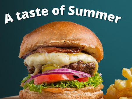 Launch of the Summer Menu