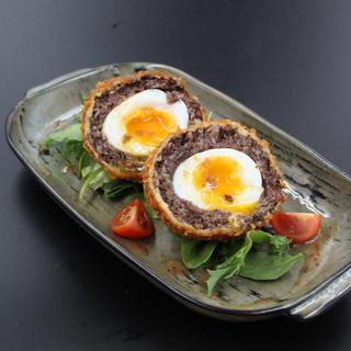 Pork & Black Pudding Scotch Egg