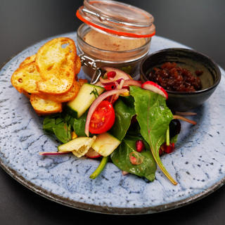 Spiced Potted Beef