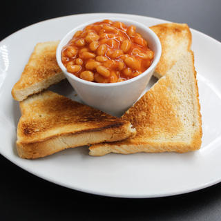Traditional Beans on Toast
