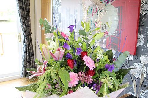 Platinum Flowers Package