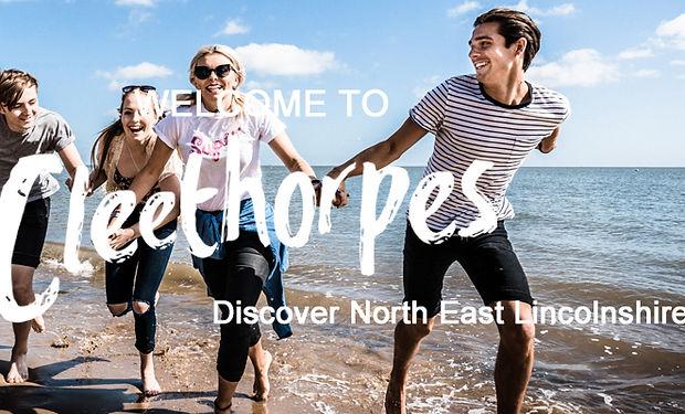 Cleethorpes, seaside, beach