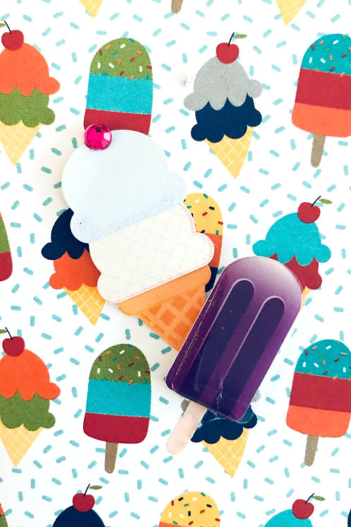 Ice Cream Treat Gift Card - 122A/10