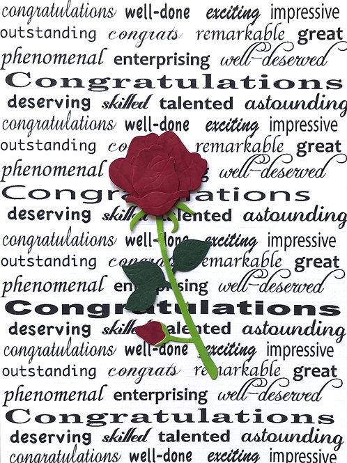 Congratulations - 946