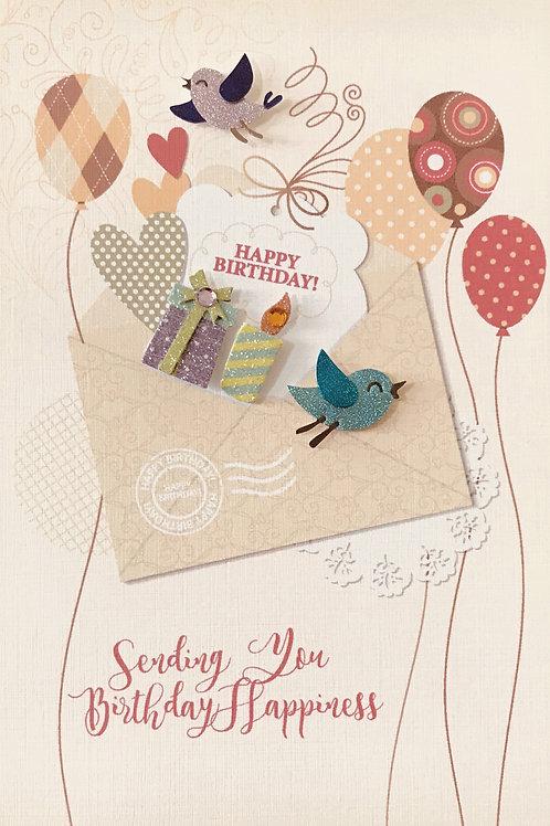 Birthday Greetings - 1378