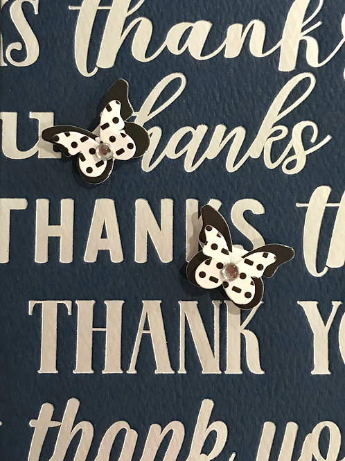 Thank You Gift Card - 150A/4