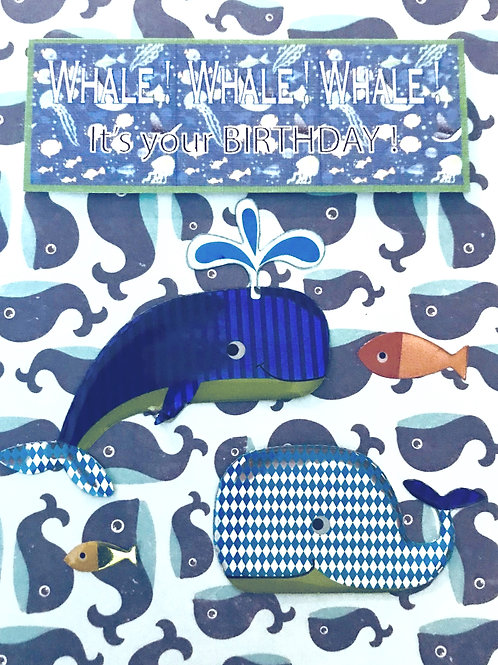 Whale of a Birthday - 1302