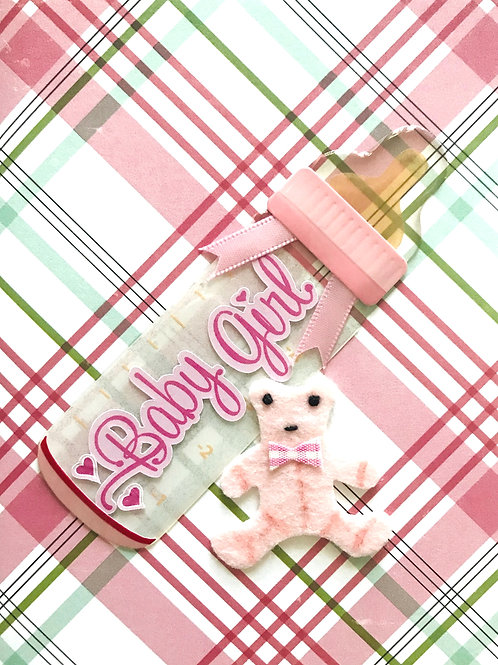 Baby Girl Bottle -1323