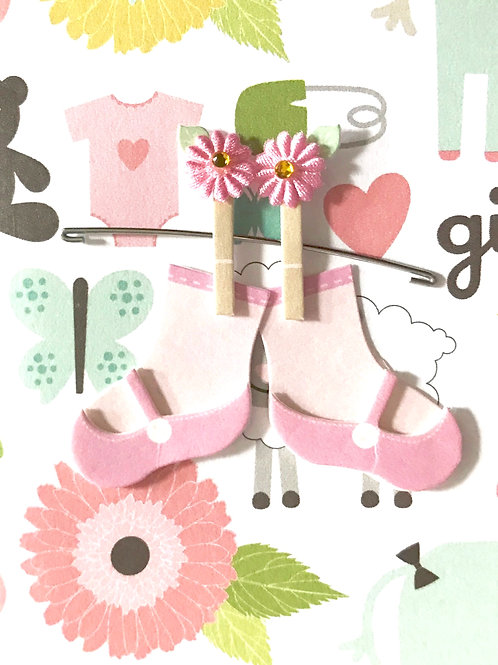 Girls Shoes Gift Card 122A/48