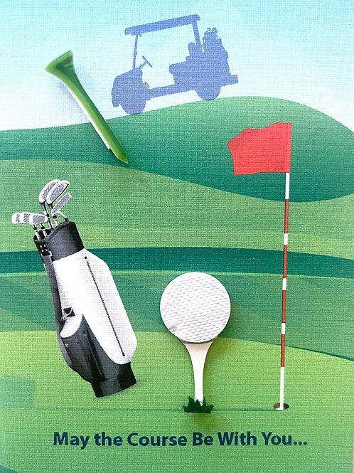 Golf Note Card Set-NC84