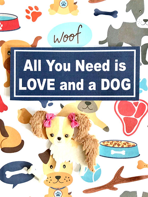 Love and a Dog - A102