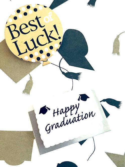 Good Luck Graduate Gift Card - 105A/1