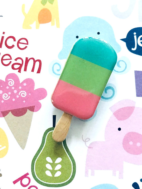 Popsicle Fun Gift Card - 122A/11