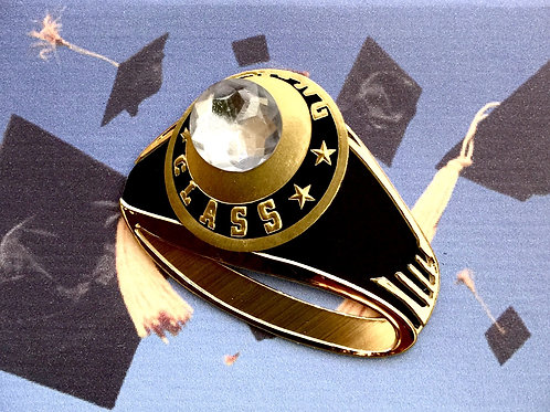 Graduation Ring Gift Card 105A/5