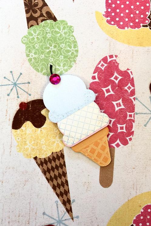 Ice Cream Treat 122A/10