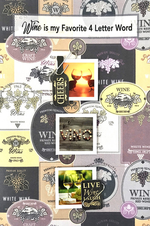 Wine Snapshots Labels - 1408