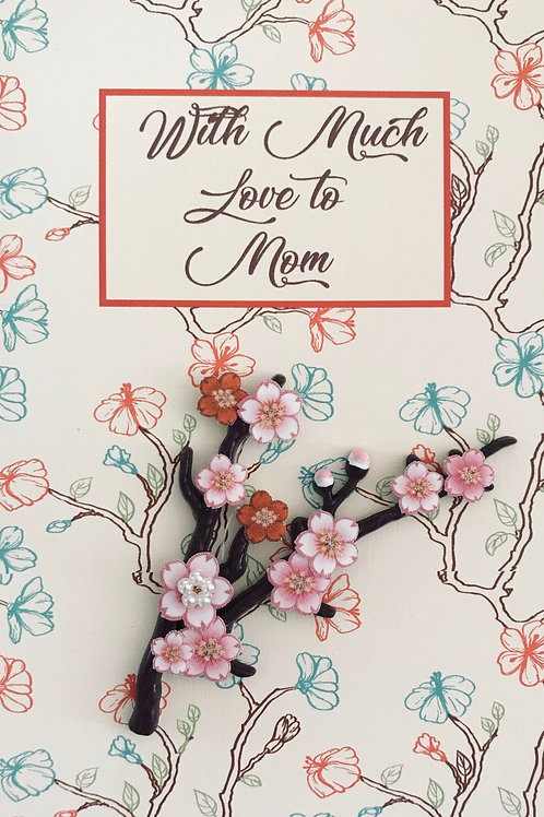 Mother's Day Much Love Greeting Card - 1461