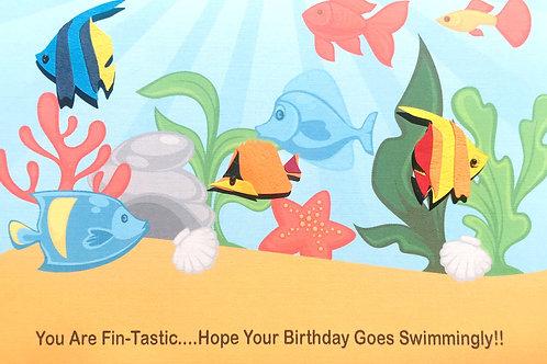 Fin-tastic Birthday - 1410