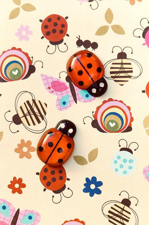 Ladybugs Gift Card - 143A/12