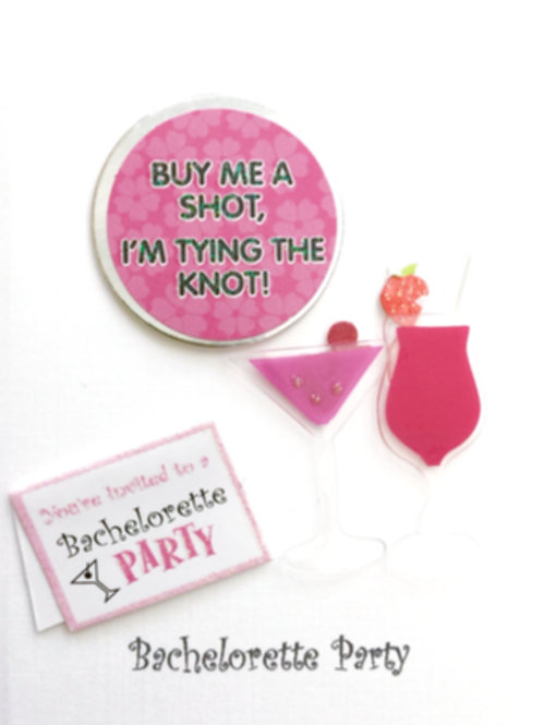 Bachelorette Party Gift Card 101A/6