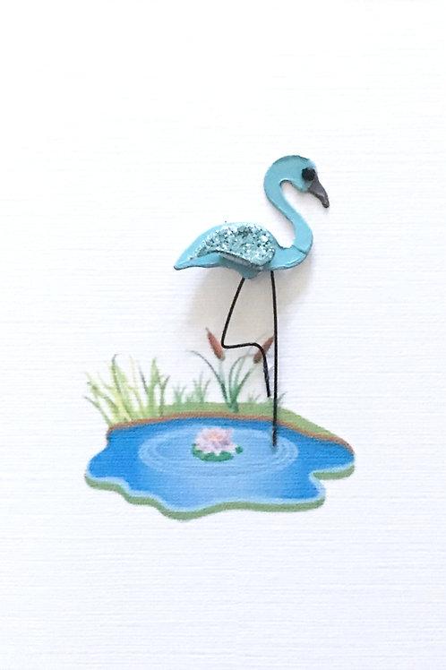 Flamingo Note Cards - NC8