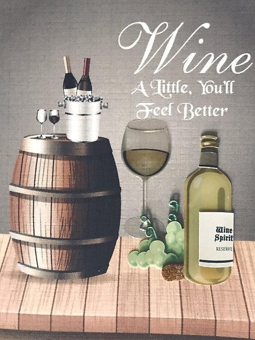 Feel Better Wine - 1341