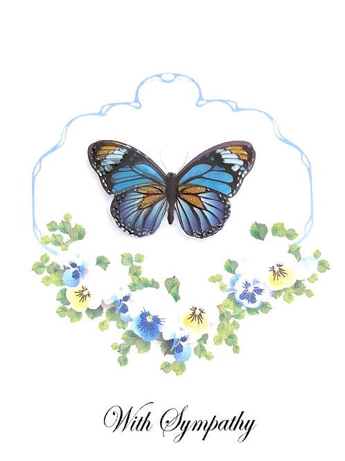 Sympathy Butterfly  - 1180