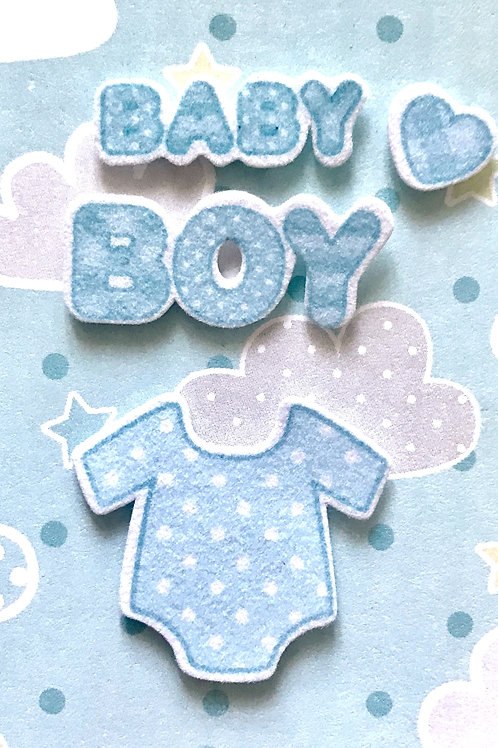 Baby Boy Gift Card-117B/20