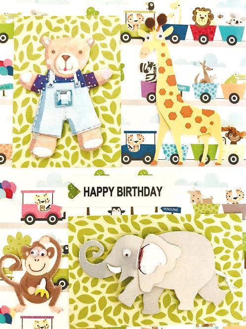 Birthday at the Zoo - 1224