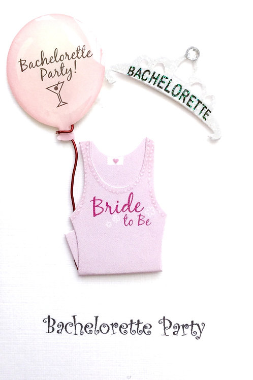 Bride to Be Gift Card - 101A/5