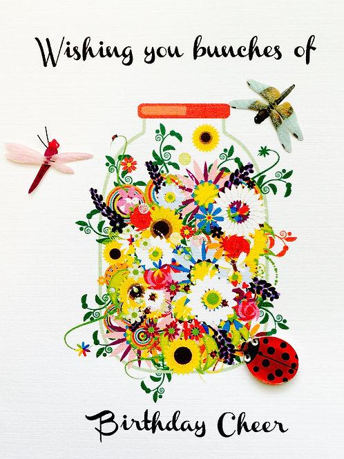 Jar of Blooms -1157