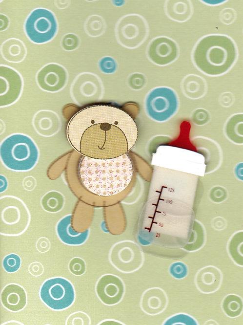 Baby Bear Gift Card - 116A/1