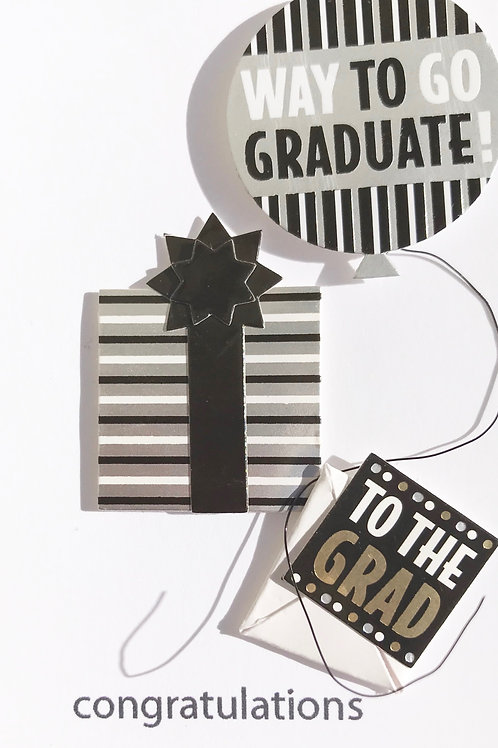 To the Grad Gift Card 105A/2