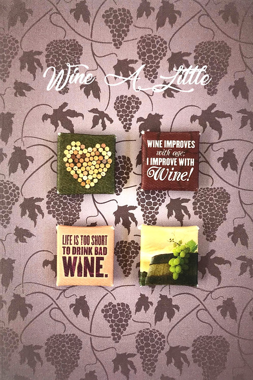 Wine A Little - 1407