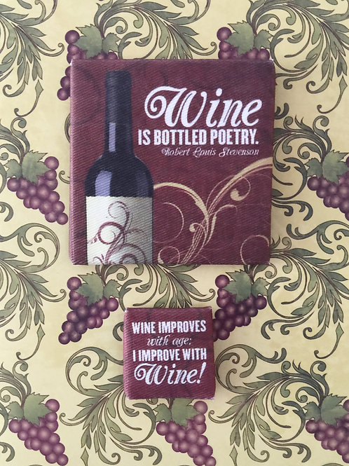 Wine Bottled Poetry -1339
