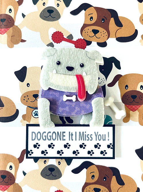 Dogs Note Card Set - NC171