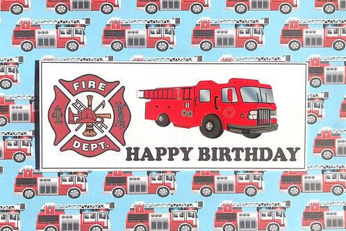 Fire Engine Birthday -1139