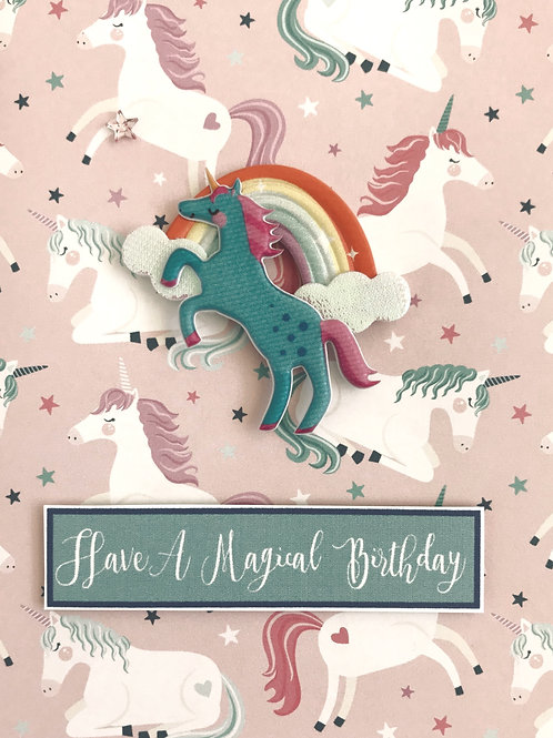 Unicorn Birthday - 1413