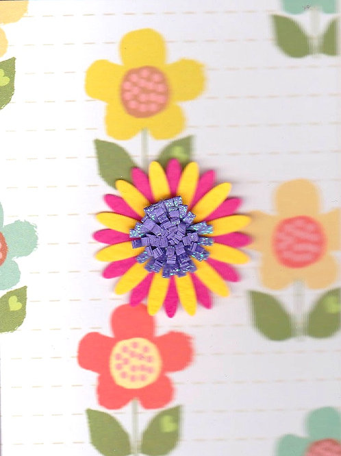 Perky Flower 143A/26